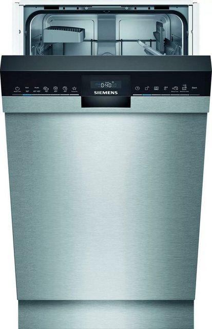 Küchengroßgeräte - SIEMENS Unterbaugeschirrspüler iQ300, SR43ES28KE, 9 Maßgedecke  - Onlineshop OTTO