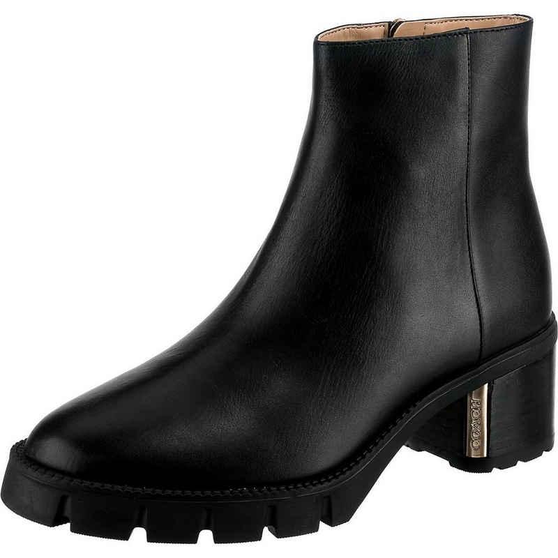 COACH »Chrissy Leather Bootie Klassische Stiefeletten« Stiefelette