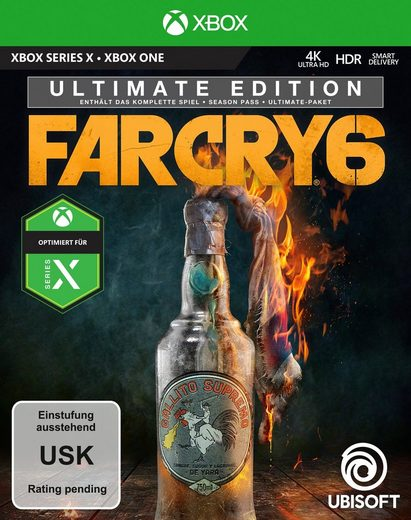 Far Cry 6 - Ultimate Edition Xbox One