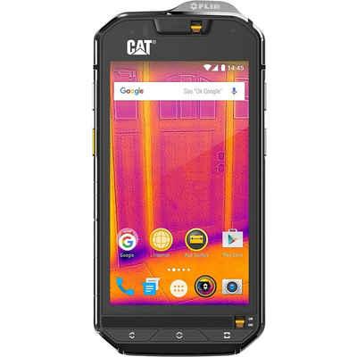 CATERPILLAR r CAT S60 32 GB / 3G - Smartphone - schwarz Smartphone (4,7 Zoll, 32 GB Speicherplatz)