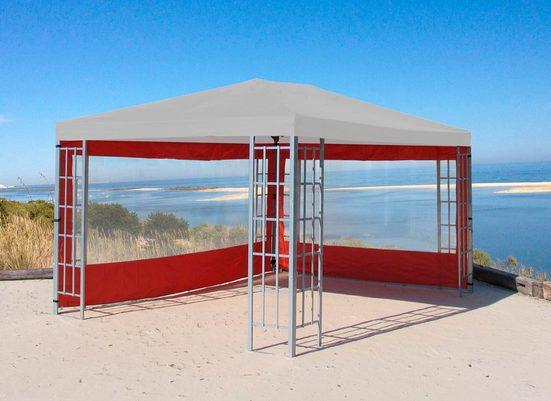 Quick Star Pavillonseitenteile »Rank«, mit 2 Seitenteilen, für 300x400 cm