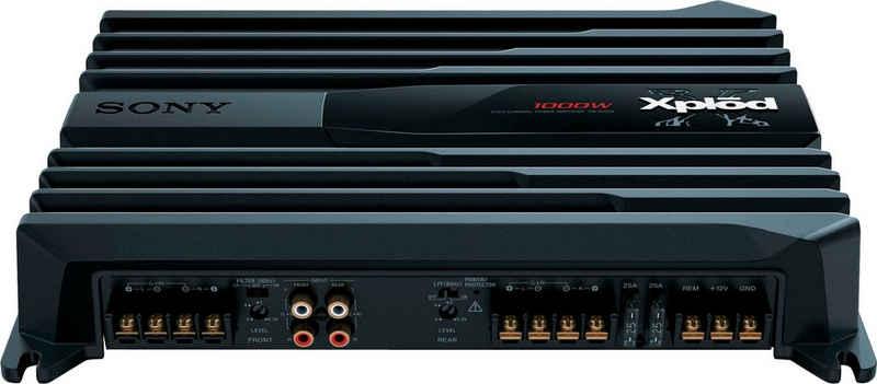 Sony »XM-N1004« Verstärker (Anzahl Kanäle: 4-Kanal)