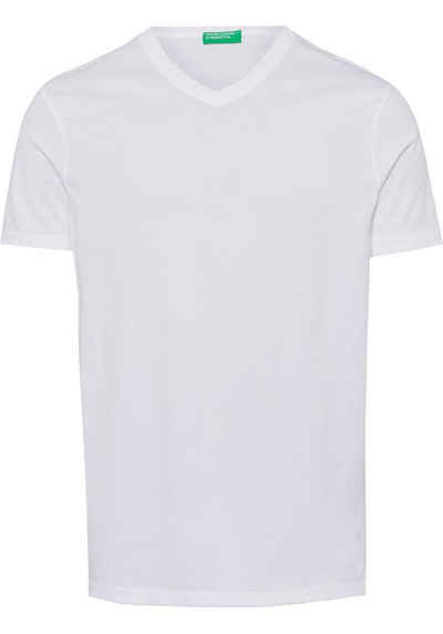 United Colors of Benetton T-Shirt unifarben