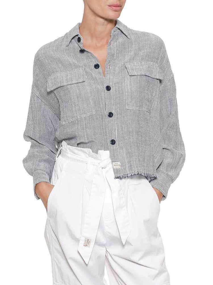 Herrlicher Klassische Bluse »Lash« in angenehmem Schnitt