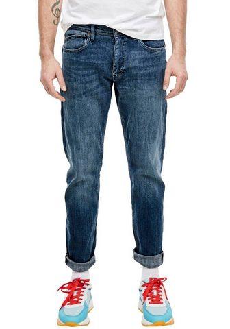 s.Oliver Straight-Jeans »KEITH« su authentische...