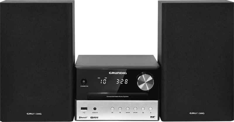 Grundig »CMS 3000« Microanlage (FM-Tuner mit RDS, Digitalradio (DAB), 30 W)
