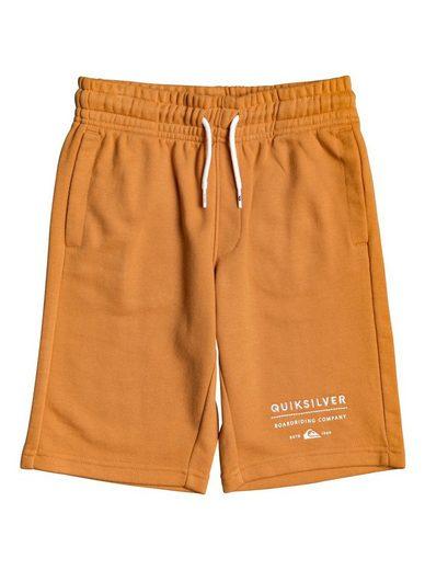 Quiksilver Sweatshorts »Easy Day«