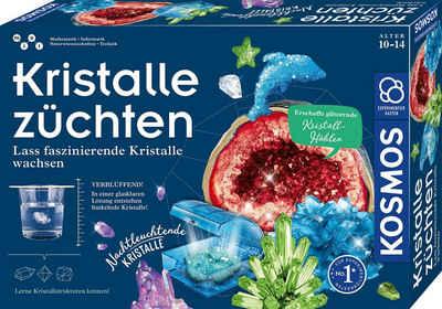 Kosmos Experimentierkasten »Kristalle züchten«, Made in Germany