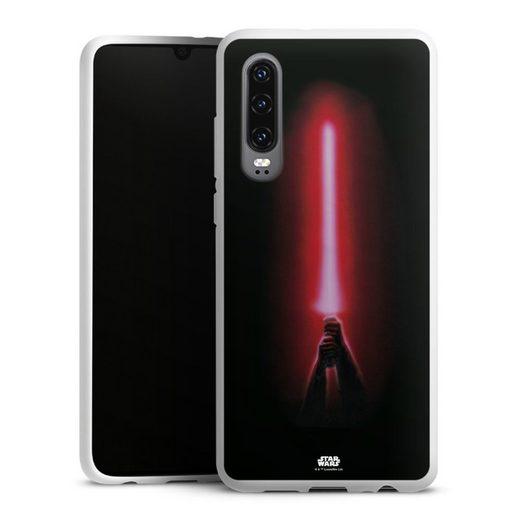 DeinDesign Handyhülle »Sith lightsaber - Star Wars« Huawei P30, Hülle Fanartikel Laserschwert Star Wars