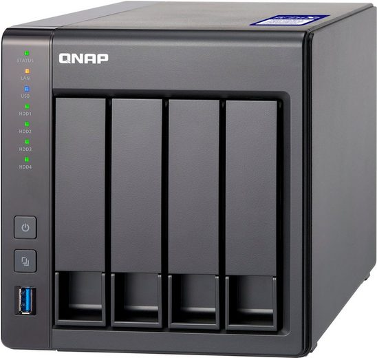 QNAP Turbo NAS TS-431X2-2G NAS-Server