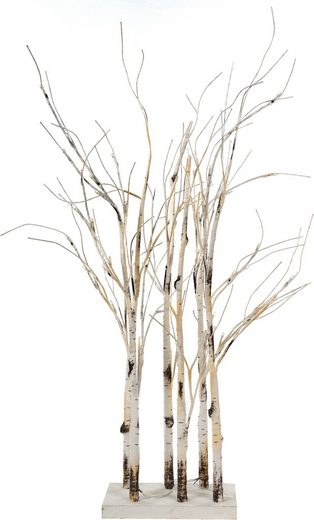 LED Baum »Divid«, Raumteiler, Batteriebetrieb