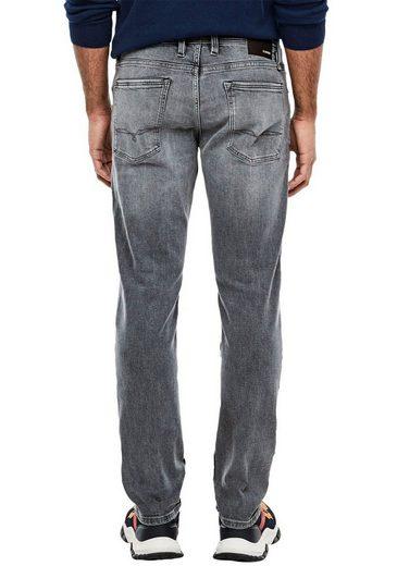 s.Oliver 5-Pocket-Jeans »YORK« mit authentischer Waschung