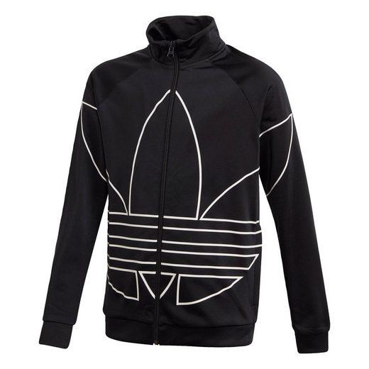 adidas Originals Sweatjacke »Large Trefoil Originals Jacke«