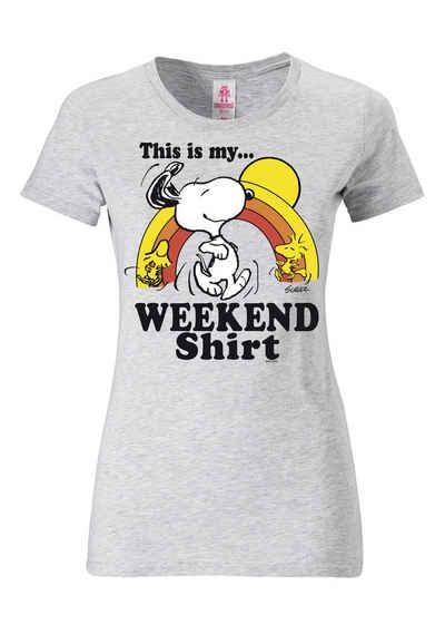 LOGOSHIRT T-Shirt mit lizenziertem Originaldesign