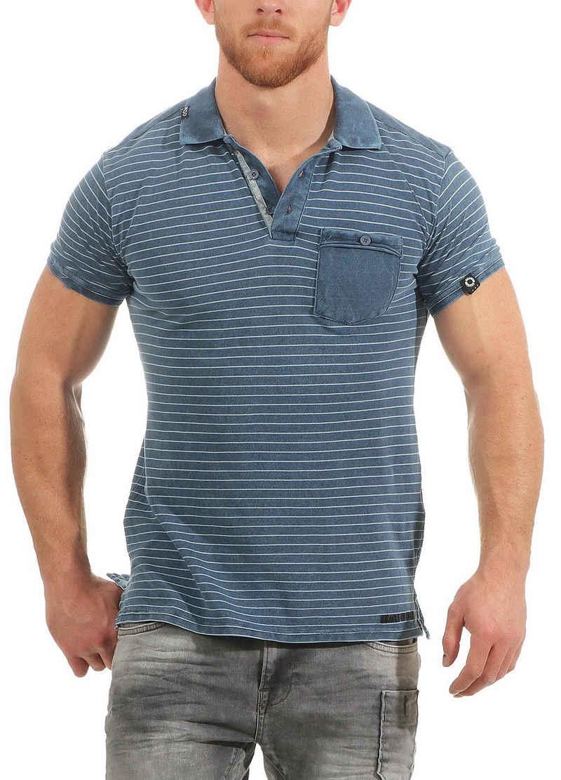 Miracle of Denim Poloshirt »PO521«