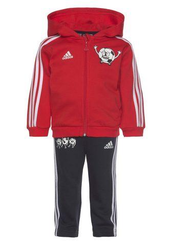adidas Performance Jogginganzug »INFANTS LIL 3 STRIPES JO...