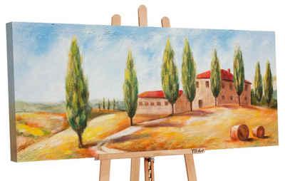 YS-Art Gemälde »Toskana 134«