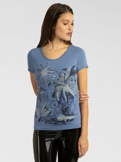 Apart T-Shirt »mit modernem Print« mit modernem Print
