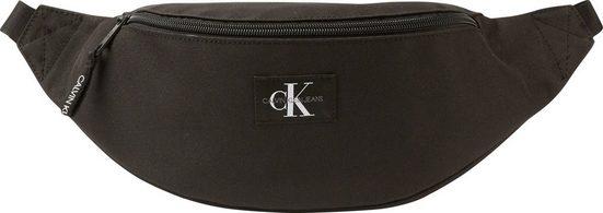 Calvin Klein Jeans Gürteltasche, Logo Patch auf der Vorderseite
