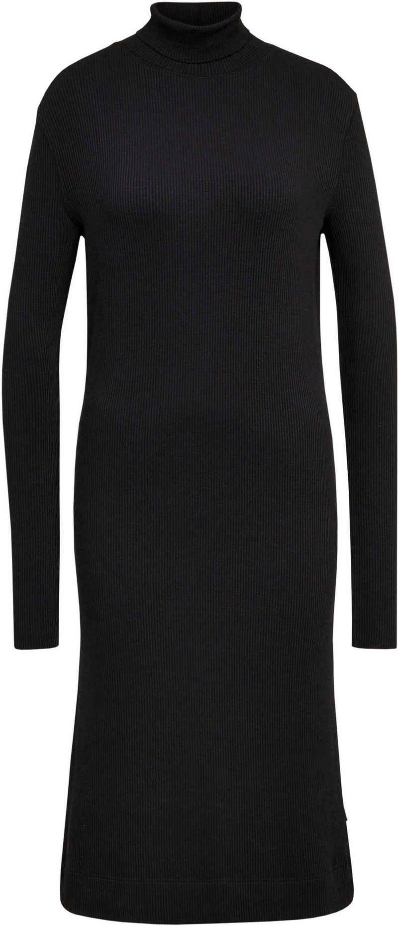 G-Star RAW Strickkleid »Rib Mock Slim Kleid« mit schmaler Passform für eine tolle Silhouette