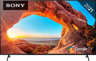 Sony KD-75X85J LCD-LED Fernseher (189 cm/75 Zoll, 4K Ultra HD, Smart-TV, Smart TV)