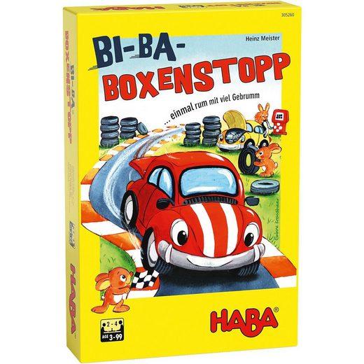 Haba Bi-Ba-Boxenstopp