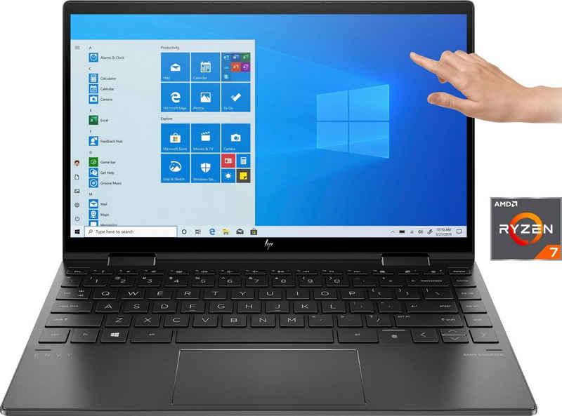 HP 13-ay0286ng Notebook (33,8 cm/13,3 Zoll, AMD Ryzen 7 4700U, Radeon Graphics, 1000 GB SSD)
