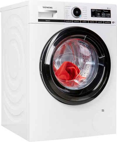SIEMENS Waschmaschine iQ700 WM16XMJ00P, 9 kg, 1600 U/min