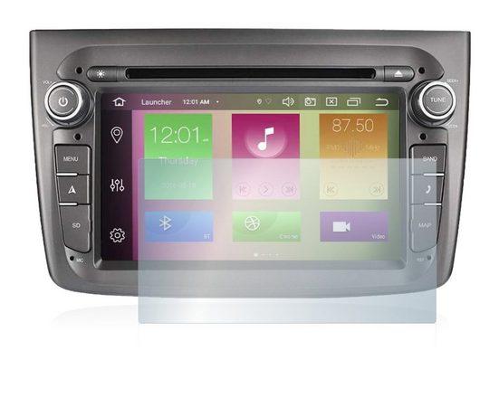 """upscreen Schutzfolie »für Alfa Romeo Mito 2008-2012 Infotainment System 7""""«, Folie Schutzfolie matt entspiegelt"""