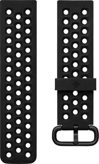 fitbit Smartwatch-Armband »Versa 2 Sport Band, Large«