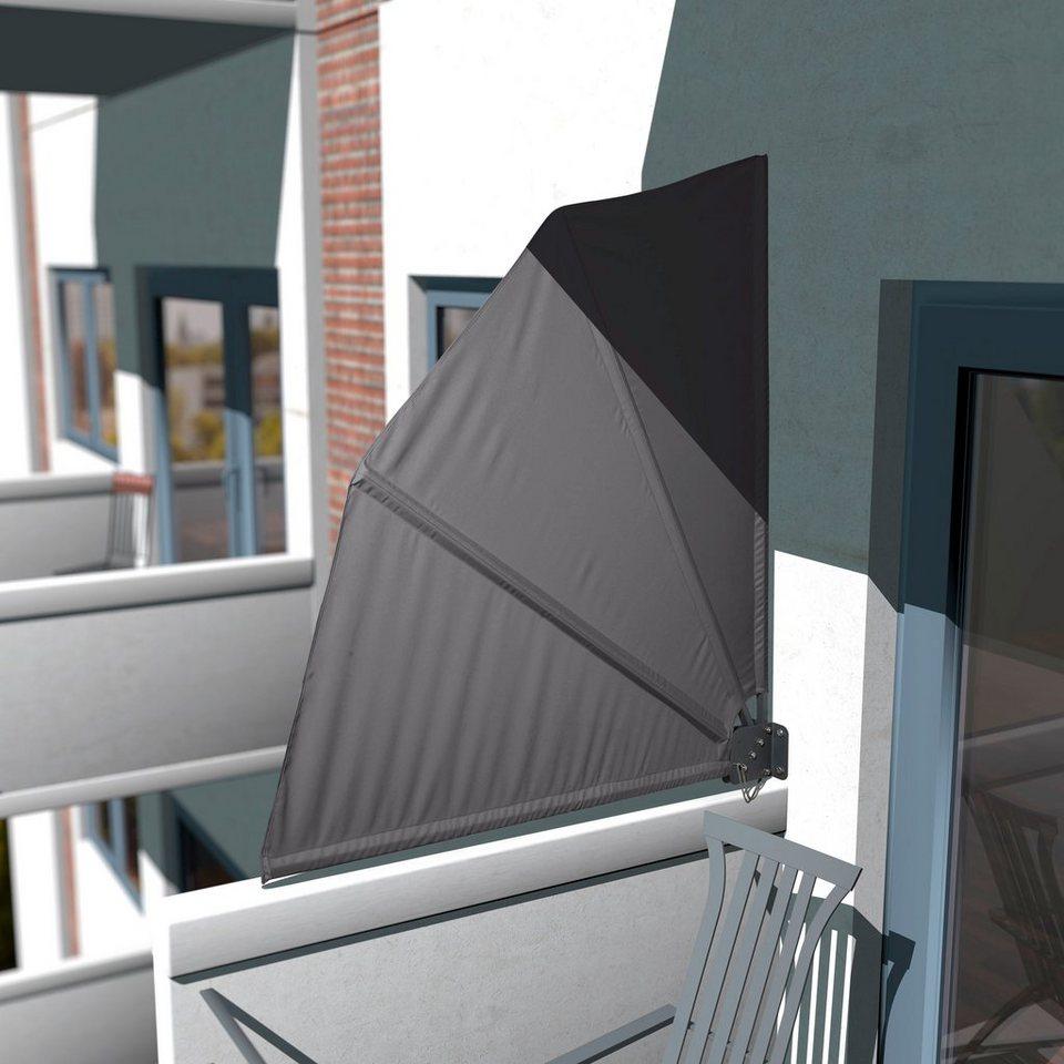 Konifera Balkonsichtschutz Balkonfacher Markise Bxh 140x140 Cm