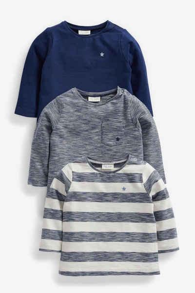 Next T-Shirt »T-Shirts im 3er-Pack« (3-tlg)