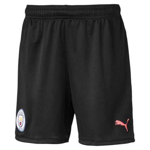 PUMA Jogginghose »Manchester City FC Kinder Replica Shorts«