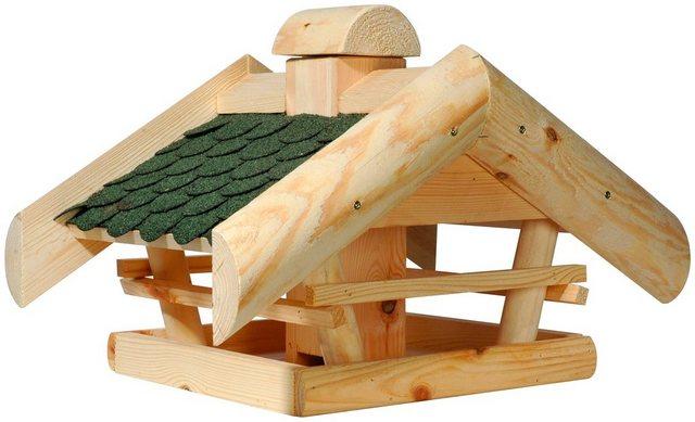 DOBAR Vogelhaus   BxTxH: 49x38x29 cm   Garten > Tiermöbel > Vogelhäuser-Vogelbäder   dobar