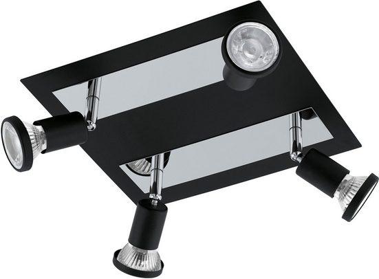 EGLO LED Deckenspots »SARRIA«, LED Deckenleuchte, LED Deckenlampe