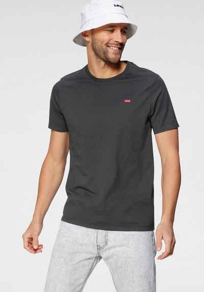 Levi's® T-Shirt »LE SS ORIGINAL HM TEE« mit Batwing-Logo-Badge