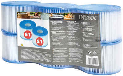 Intex Pool-Filterkartusche PureSPA Typ S1, 6 Stk.