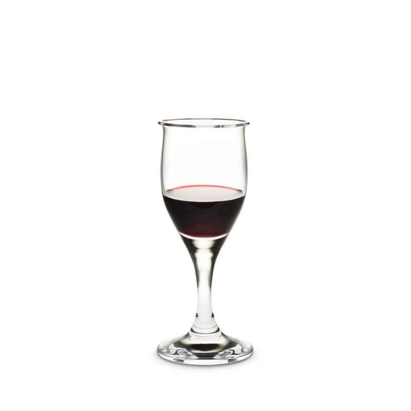 HOLMEGAARD Rotweinglas »Idéelle für 28 cl; Weinglas aus mundgeblasenem Glas«, Glas