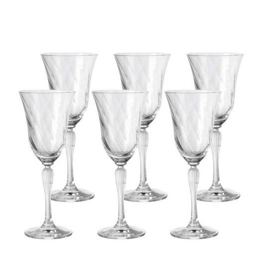 LEONARDO Weißweinglas »VOLTERRA Weinkelch 100ml 6er Set« (6-tlg)