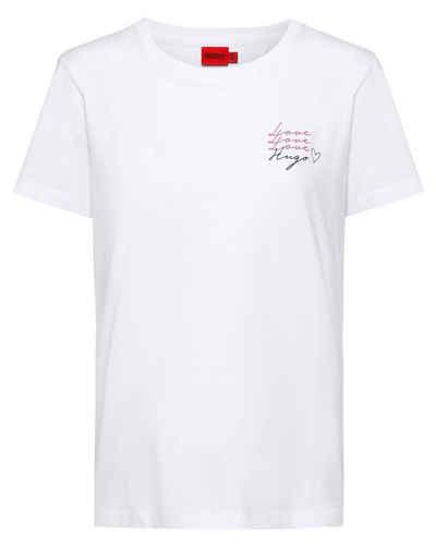 HUGO T-Shirt »Damen T-Shirt«
