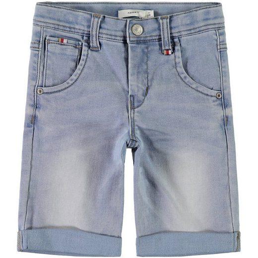 Name It Jeansshorts »Jeansshorts NKMTHEO für Jungen«