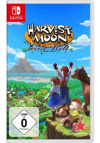 Nintendo Switch Harvest Moon: Eine Welt