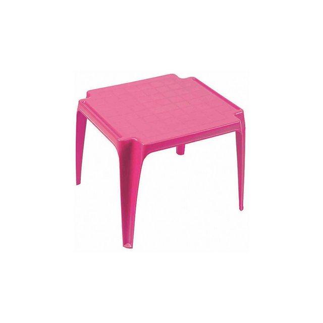Progarden Kinder-Stapeltisch pink