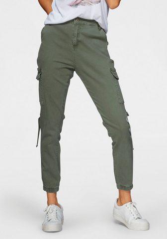 HaILY'S HaILY'S kišeninės kelnės »CARO« su auf...