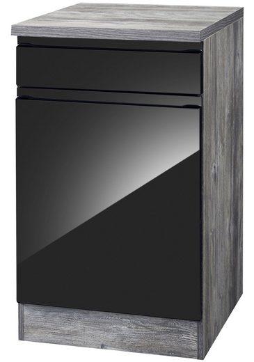 HELD MÖBEL Küchenunterschrank »Virginia, Breite 50 cm«