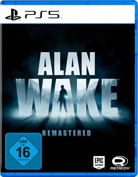 Alan Wake Remastered PlayStation 5