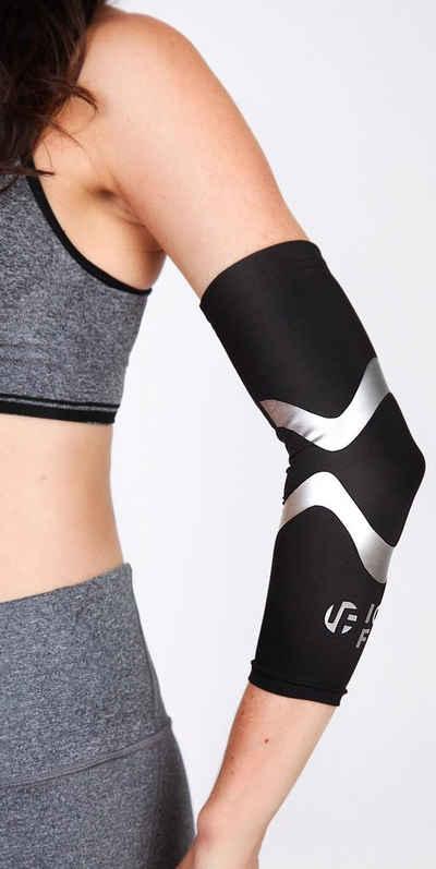JOKA international Bandage »IONFIT Ellenbogen-Bandage, Gr. M - 2er Sparset« (2-tlg)