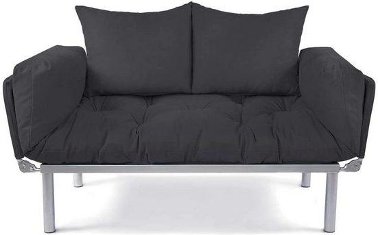 Easysitz 2-Sitzer »Easysitz«, Schlafsessel für Zweisitzer Personen Mein Futon Sitzen