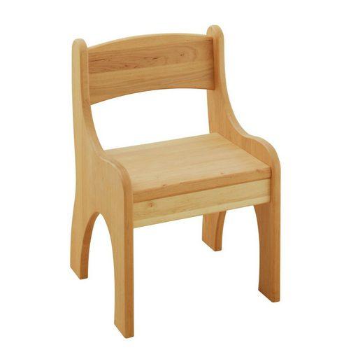 BioKinder - Das gesunde Kinderzimmer Stuhl »Levin«, für Kinder, Sitzhöhe 30 cm