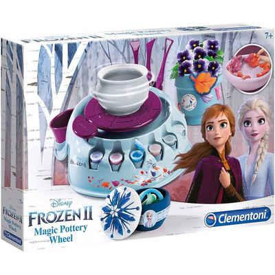 Clementoni® Topf-Set »Die Eiskönig 2 - Töpferscheibe«